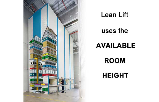 Lean Lift Automated Machine